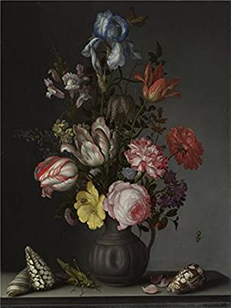 Amazon.com: The Polyster Canvas Of Oil Painting 'Balthasar Van Der on