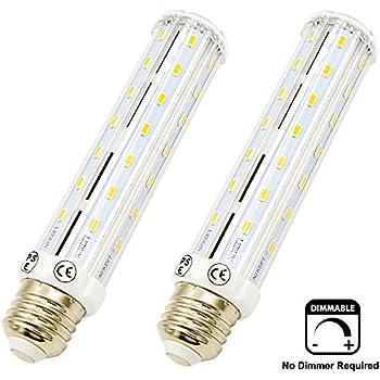 bonlux 15w led 3way corn bulb dimmable t10 tubular led light 100