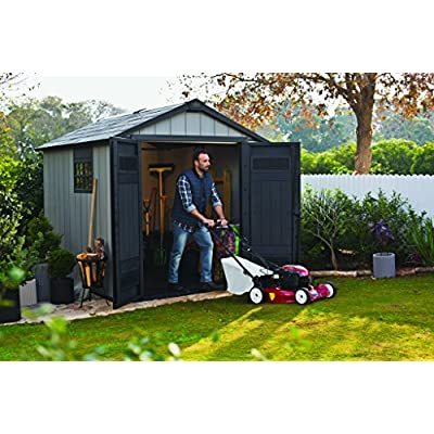 Keter Oakland 757 Shed Reviews