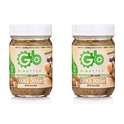 edible cookie dough in a jar - 3