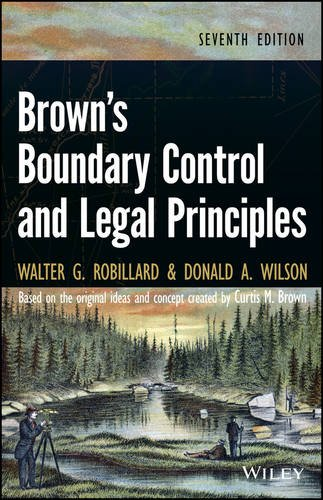 Brown's Boundary Control+Legal Prin.