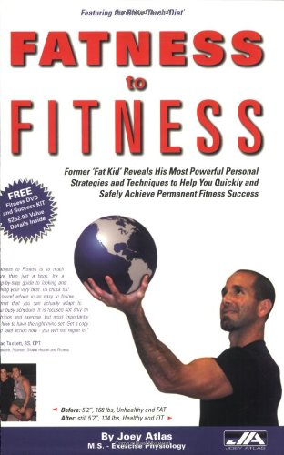 Download Fitness Book: Fatness to Fitness - Former Fat Kid Reveals His Most Powerful Personal Strategies and Techniques to Help You Quickly and Safely Achieve Permanent Fitness Success pdf epub