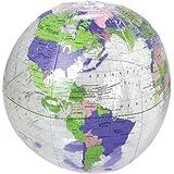 Clear Globe Inflate
