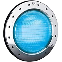 Zodiac CPHVLEDS150 WaterColors 120-Volt LED Pool and Spa Light with Stainless Steel Face Ring, 150-Feet Cord, Large