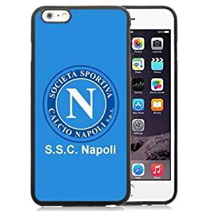 Unique DIY Designed Case For iPhone 6 Plus 5.5 Inch With Soccer Club Napoli 11 Football Logo Cell Phone Case