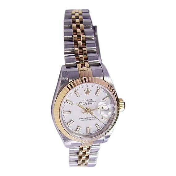 Rolex Pulsera Automatic Wind Datejust Self De Reloj 79173 Para 4ARjq35cLS