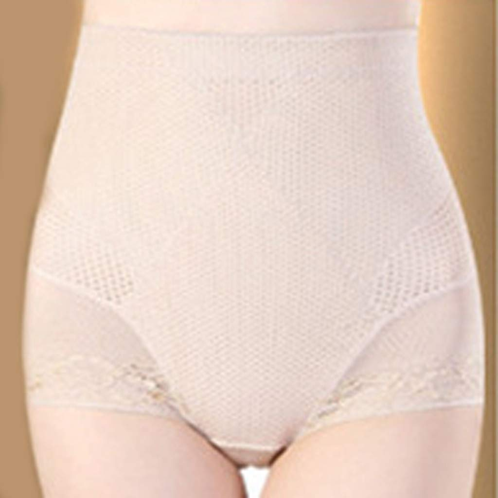 Wear Freedom Large L Nude Beige Padded Seamless Butt Enhancing Panties Underwear