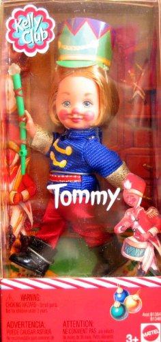 Barbie Kelly TOMMY NUTCRACKER Doll or Ornament (2003)