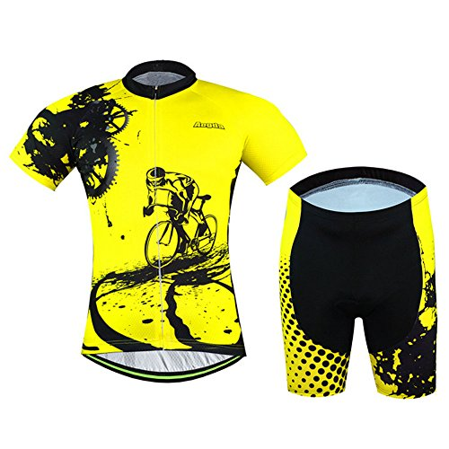 Aogda Cycling Jerseys Breathable Sleeves product image