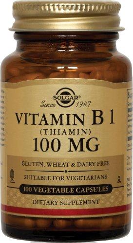 Solgar - Vitamine B1 (thiamine),