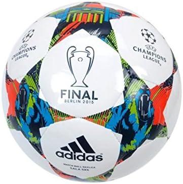 adidas Finalebersala5X - Balón de fútbol Sala, Color Blanco/Azul ...