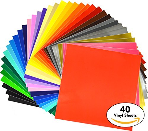 iVinyl Adhesive Permanent Assorted Silhouette product image