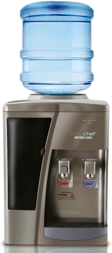 Best Water Coolers: NutriChef PKTWC10SL Water Cooler