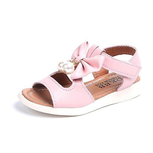 Amazon com: KONFA Teen Toddler Baby Girls Pearls Bowknot