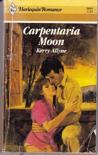 book cover of Carpentaria Moon