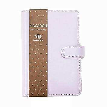 YWHY Cuaderno Cuaderno De Cuero Diario Personal De La ...