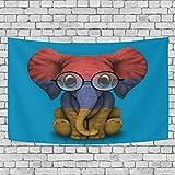 Ethel Ernest Armenian Flag Baby Elephant
