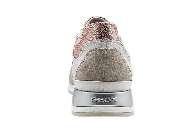 GEOX Sahira Damen Sneaker Beige   B2B