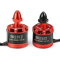 New Racerstar Racing Edition 2312 BR2312 960KV 2-4S Brushless Motor For 350 380 400 Frame Kit By KTOY