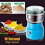 Coffee Grinder Electric Herbs Spices Nuts Grains Bean Mill Grinding DIY Tool Home Medicine Flour Powder Crusher