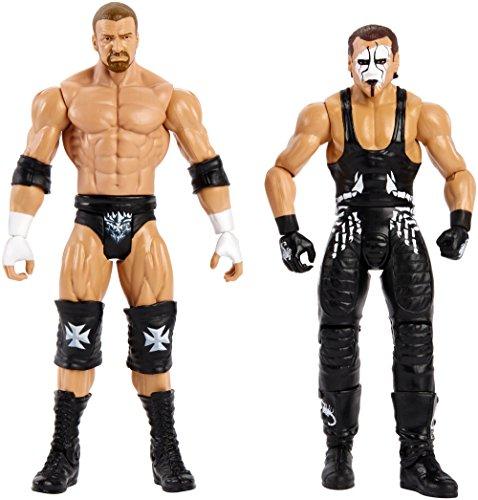 WWE Wrestlemania Battle Pack #1 Figure]()