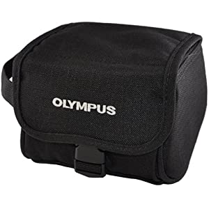 Olympus Digital Camera Carrying Case with Strap for SP-550UZ, SP-570UZ, SP-590UZ, SP-600UZ, SP-610UZ & SP-800UZ Ultra Zoom Digital Cameras