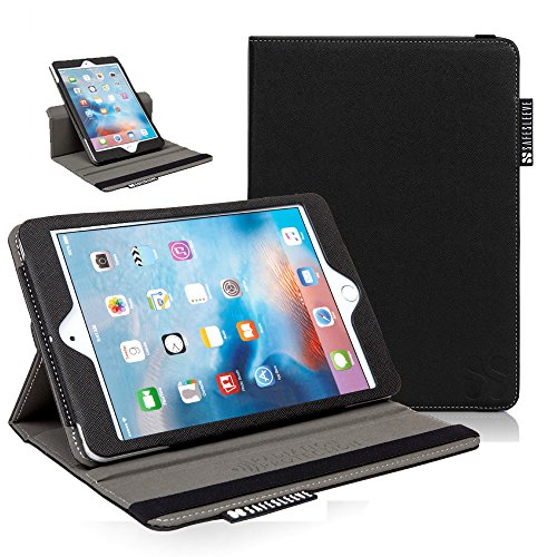 SafeSleeve iPad EMF Radiation Blocking Case Tablet Case for iPad 5th Gen, iPad Air, iPad Air 2 and iPad Pro 9.7 - Black