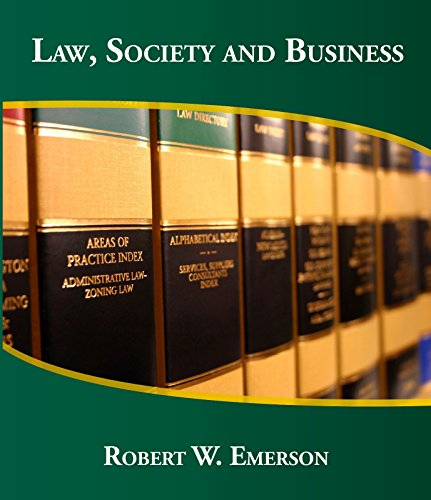 business law robert emerson - 6