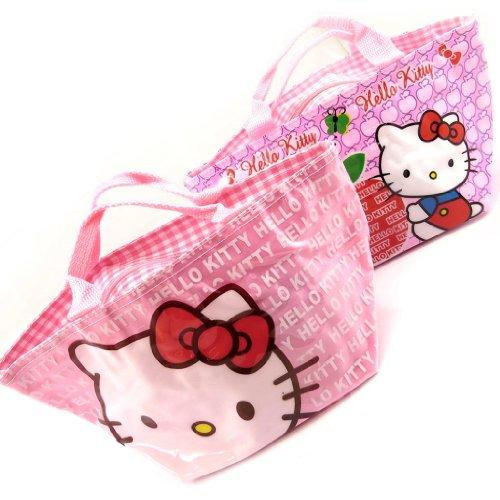 2 bolsas de la compra 'Hello Kitty'aumentaron.