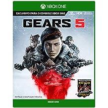 Gears 5 - Edição Padrão - Xbox One - Pré-venda com acesso ao Tech Test