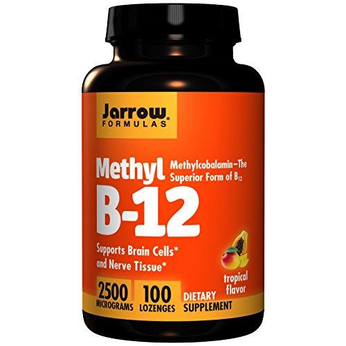 Jarrow Formulas Methyl Tropical Lozenges