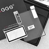 GGS IV Self-Adhesive Optical Glass LCD Screen Protector for Nikon D850