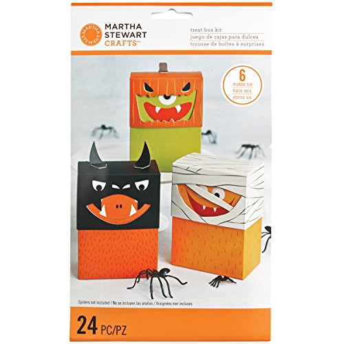 Martha Stewart Monsters Costume Treat Box Kit