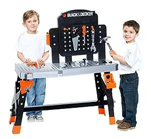 black  decker mega power n play workbench playset