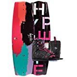 Hyperlite Eden Women's Wakeboard with Jinx Boot (2017)-130 Board 4-8 Boot