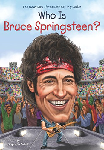 Download PDF Who Is Bruce Springsteen?