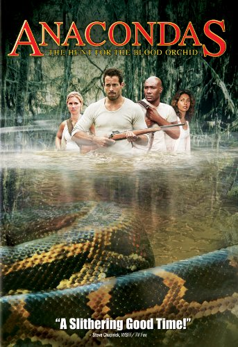 (Anacondas: The Hunt For The Blood)