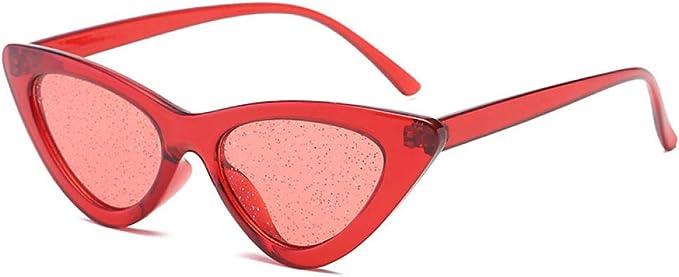 Klassische Frauen Sonnenbrille Damen Sonnenbrille Katzenaugen UV400 Brillen