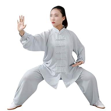 Tradicional Ropa De Tai Chi Artes Marciales Chándales Kung ...