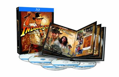 Amazon com: Indiana Jones: The Complete Adventures [Blu-ray]