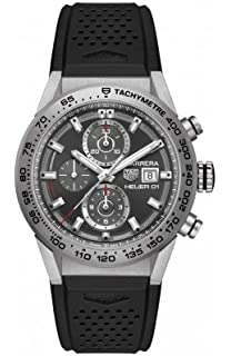 Tag Heuer Carrera Chronograph Automatic Mens Watch CAR208Z. FT6046