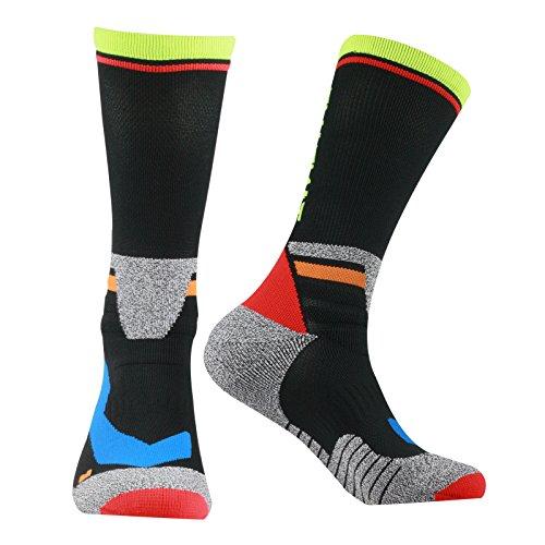 Inside Zone Running Game (TANZANT Running Socks for Men Performance Athletic Socks)