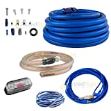 Orion 4 Gauge Amp Install Kit 3000W Car Audio Complete Amplifier Installation