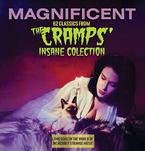 Magnificent 62 Classics Cramps Insane product image