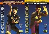 2 DVD Set Indonesian Pencak Silat Ratu Adil Pukulan forms 1,2 DVD Rudy Terlinden