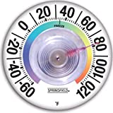 Springfield Suction Cup Thermometer (3.5-Inch)