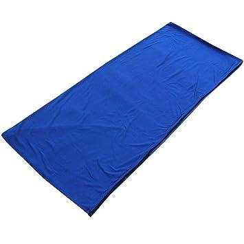 chagana Saco de Dormir 2 plazas portátil Ligero Mesa para Viaje Camping Senderismo Picnic Outdoor, Color Azul, tamaño 180 * 75cm: Amazon.es: Deportes y aire ...