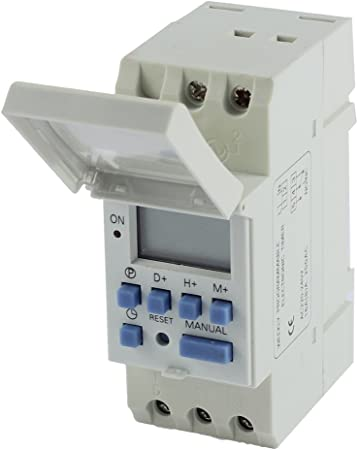 AC220V-240V 16 A LCD Digital Programmable Control Power Timer Interrupteur horaire vente