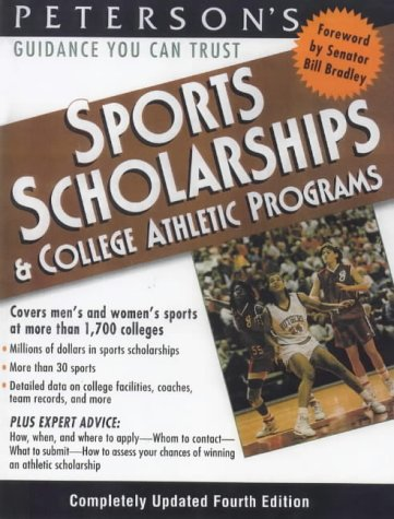 Sports Schlrshps & Coll Athl Prgs 2000 (Peterson's Sports Scholarships and College Athletic Programs)