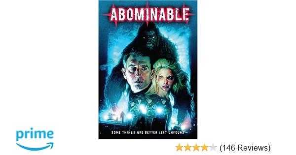 Amazon Com Abominable Matt Mccoy Haley Joel Christien Tinsley